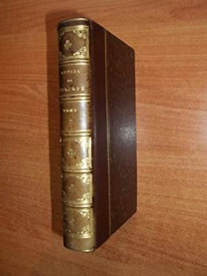 LES OEUVRES DE MOLIERE Tome 2 : MOLIERE