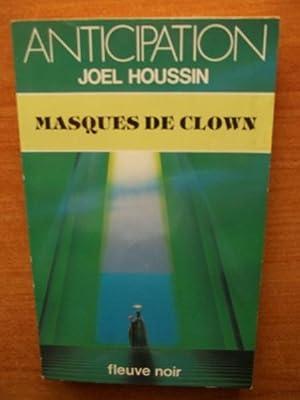 FLEUVE NOIR ANTICIPATION N° 1160: Masque de: HOUSSIN Joël
