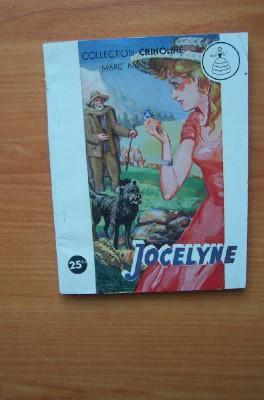 COLLECTION CRINOLINE n° 78 : JOCELYNE: Marc NANTERRE