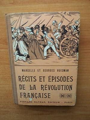 RECITS ET EPISODES DE LA REVOLUTION FRANCAISE: Marcelle et Georges