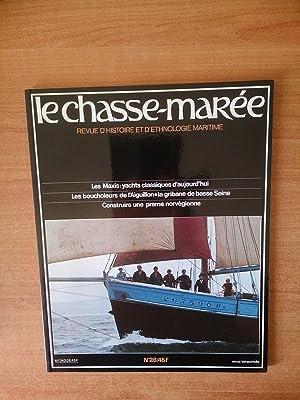 CHASSE-MAREE revue d'histoire et d' ethnologie maritime: collectif