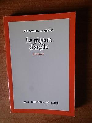 LE PIGEON D'ARGILE: Anne-Marie de GRAZIA