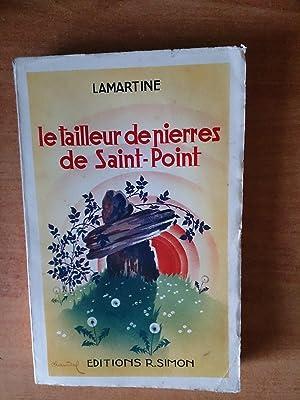 LE TAILLEUR DE PIERRES DE SAINT-POINT récit: LAMARTINE