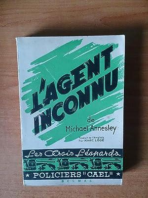L'AGENT INCONNU: Michael ANNESLEY