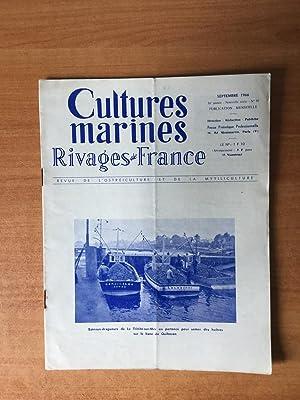 CULTURES MARINES RIVAGES DE FRANCE n° 99: collectif