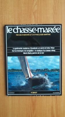 LE CHASSE-MAREE revue d'histoire et d'ethnologie maritime: collectif