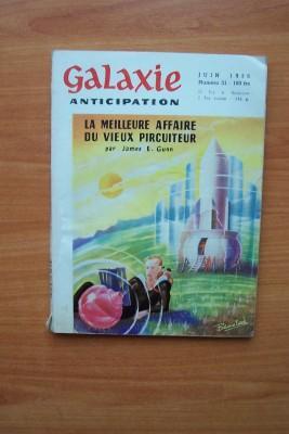 REVUE GALAXIE première série n° 31 :-: James E. Gunn-