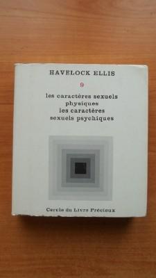 ETUDES DE PSYCHOLOGIE SEXUELLE Tome 9 : ELLIS Havelock