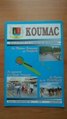 KOUMAC BULLETIN DE LA COMMUNE DE KOUMAC: collectif