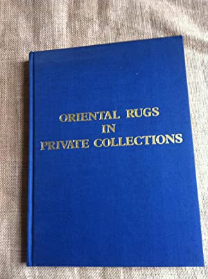Oriental Rugs in Private Collections