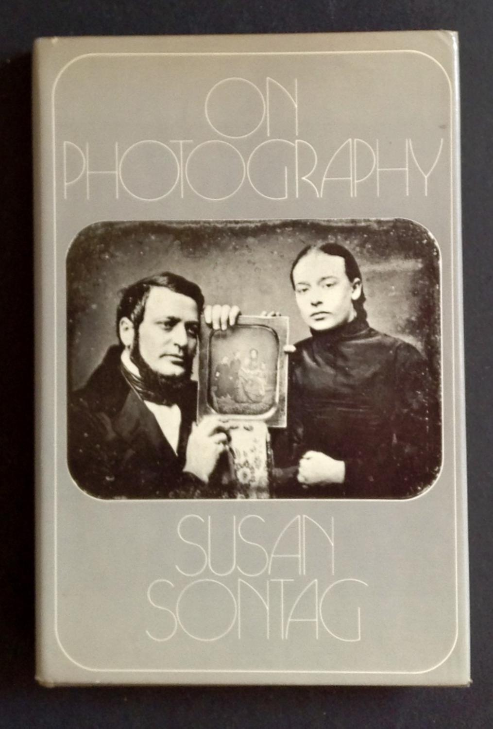 on photography by susan sontag first edition abebooks
