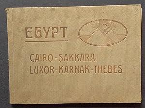 In the Land of the Pharohs: Cairo- Pyramids- Sakkara