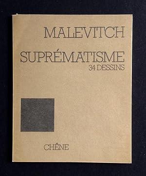Malevich Suprematisme, 34 Dessins: Marcade