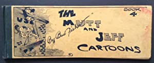 The Mutt and Jeff Cartoons, book 4: Fisher, Bud