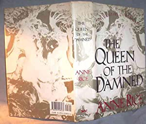 THE QUEEN OF THE DAMNED - The: Anne Rice