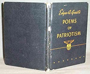 POEMS OF PATRIOTISM: Edgar A. Guest