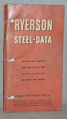 Ryerson Steel Data: Joseph T. Ryerson