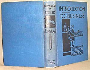 Introduction to Business: Clinton A. Reed