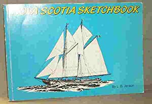 NOVA SCOTIA SKETCHBOOK: L. B. Jenson