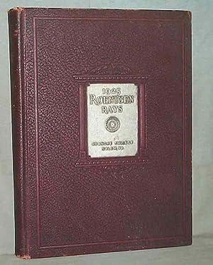 ROENTGEN RAYS - Yearbook for Roanoke College: Roanoke College