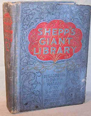 SHEPP'S GIANT LIBRARY : Masterpieces of History,: Daniel B. Shepp