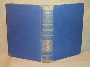 PARADISE REGAINED : The Minor Poems and: John Milton ;