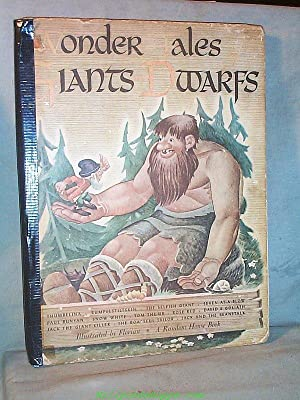 WONDER TALES OF GIANTS AND DWARFS : Janet Murtaugh