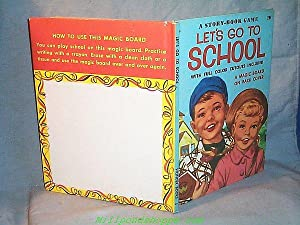 LET'S GO TO SCHOOL : A Story-Book: Annette Edwards