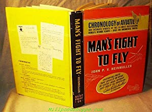 MAN'S FIGHT TO FLY - Famous World-Record: John Paul Virgil