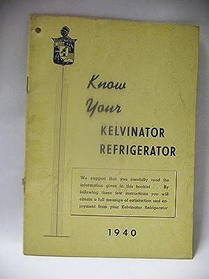 kelvinator - refrigerator - AbeBooks on