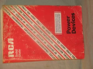 RCA SOLID STATE POWER DEVICES: RCA Corporation