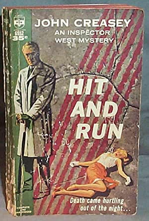HIT AND RUN: John Creasy