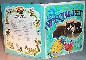 A SPECIAL PET: Schwalje, Marjory