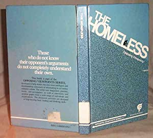 The Homeless Opposing Viewpoints: David L. Bender