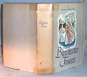BARCHESTER TOWERS: Anthony Trollope