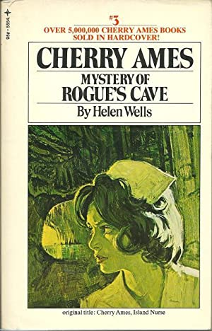 Cherry Ames: Mystery of Rogue's Cave #3