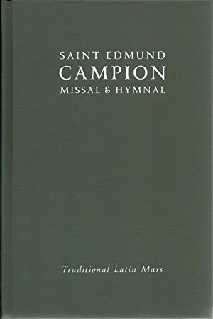 Saint Edmund Campion Missal & Hymnal Traditional Latin Mass 2013 Brand New!: Jeff Strowski [...