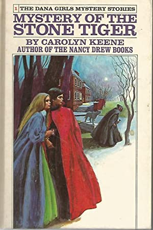 The Mystery of the Stone Tiger (Dana Girls Mystery Stories): Carolyn Keene