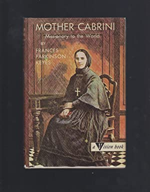 Mother Cabrini Missionary to the World #43 Vision Catholic HB/DJ