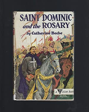 Saint Dominic And The Rosary Vision Books Catholic HB/DJ