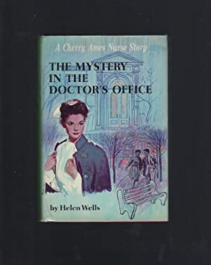 The Mystery in the Doctor's Office Cherry Ames #26 HB/DJ from United Kingdom