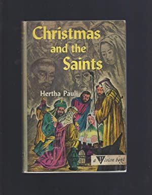 Christmas and the Saints #16 Vision Book Series HB/DJ