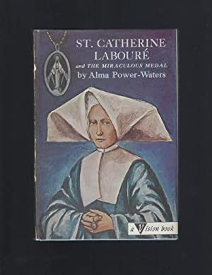 St. Catherine Laboure and the Miraculous Medal Vision HB/DJ 1962