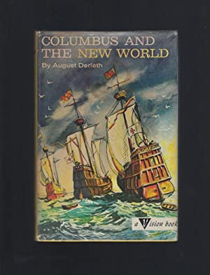 Columbus and the New World Vision Books HB/DJ 1960