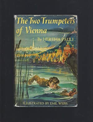 The Two Trumpeters of Vienna (Clarion Books) 1961 HB/DJ