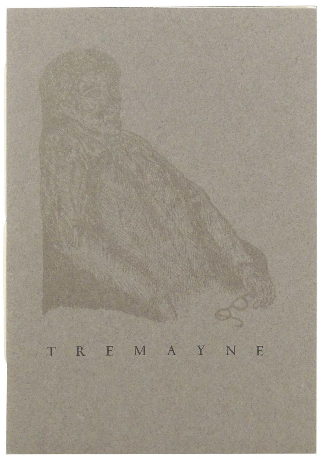 Tremayne, Four Poems [Windhover Press] Justice, Donald Near Fine Softcover