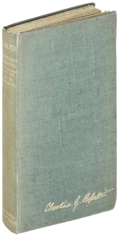 Maude: A Story for Girls Rossetti, Christina