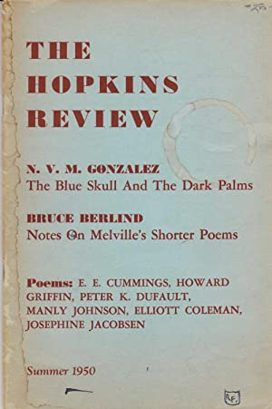 The Hopkins Review