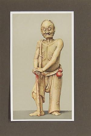 Chinesische Kleinbildnerei in Steatit [Chinese Miniatures]: With, Karl