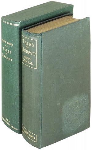 Tales of Unrest: Conrad, Joseph